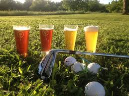 Golf and Beer