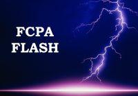 FCPA Flash