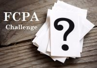 FCPA Challenge